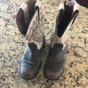 Ariat Pro baby boots